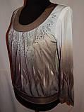 Кофточка женская размер 50-52-54-56-58, фото 2