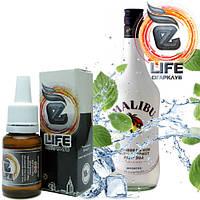 Жидкость для электронных сигарет eLife Малибу Ментол 30 мл, 12 мг/мл