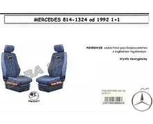 Чехлы на сиденья MERCEDES 814-1324 от 1992 1+1/2592