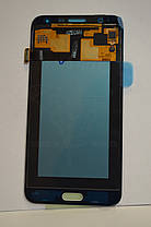 Дисплей Samsung J700 Galaxy J7 с сенсором Белый White оригинал , GH97-17670A, фото 2