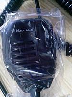 Микрофон, тангента Midland Alan MR-120 (малый) 48 Excell/48+/78+/Multi, фото 1