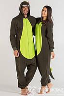 Пижама кенгуру Family look
