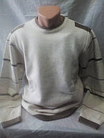 Мужской теплый качественный свитер 48-54 рр