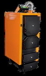 Твердотопливный котел ДТМ КОТ-10Т с автоматикой