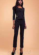 Костюм пиджак и брюки | Терри 2 jd, фото 3