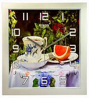 Часы кухонные настенные