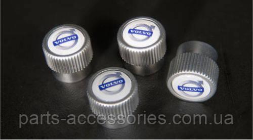 Колпачки на ниппеля дисков Volvo XC90 2003-2014 новые оригинал