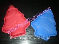 Форма силиконовая Елочка маленькая, фото 1