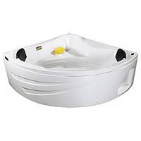 Ванна APPOLLO угловая без гидромассажа 1540*1540*690 мм (рама + ножки + лицевая панель)