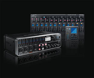 Аудио и MIDI-интерфейсы(звуковые карты)