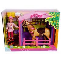 Кукла Simba Штеффи на конюшне 573 0373