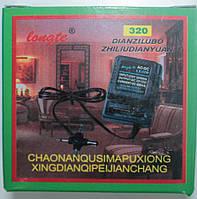 Универсальный блок питания адаптер зарядное устройство 1.5-12В 4 разъема YE-328