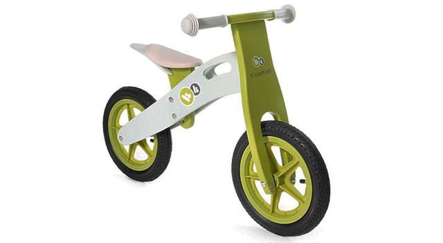 Беговел KinderKraft Runner, велобег KinderKraft Runner из дерева