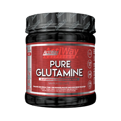 Глютамин ACTIWAY - Pure Glutamin (300 g)