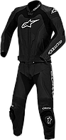 Мотокомбинезон раздельный ALPINESTARS Gp Pro кожа черный 58