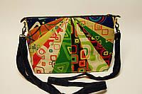 Женская сумочка лучи, фото 1