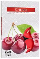 Свечи  ароматизированные вишня чайные-таблетки
