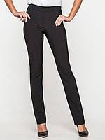 Брюки классика 60163, классические женские брюки, черные брюки женские,  дропшиппинг украина, фото 1