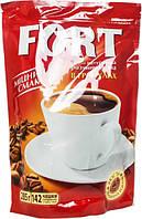 Кофе Форт растворимый в гранулах 285г мягкая упаковка