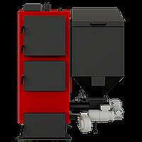 Котел твердотопливный с автоподачей Альтеп Duo Pellet (КТ-2ЕSH), 31 квт