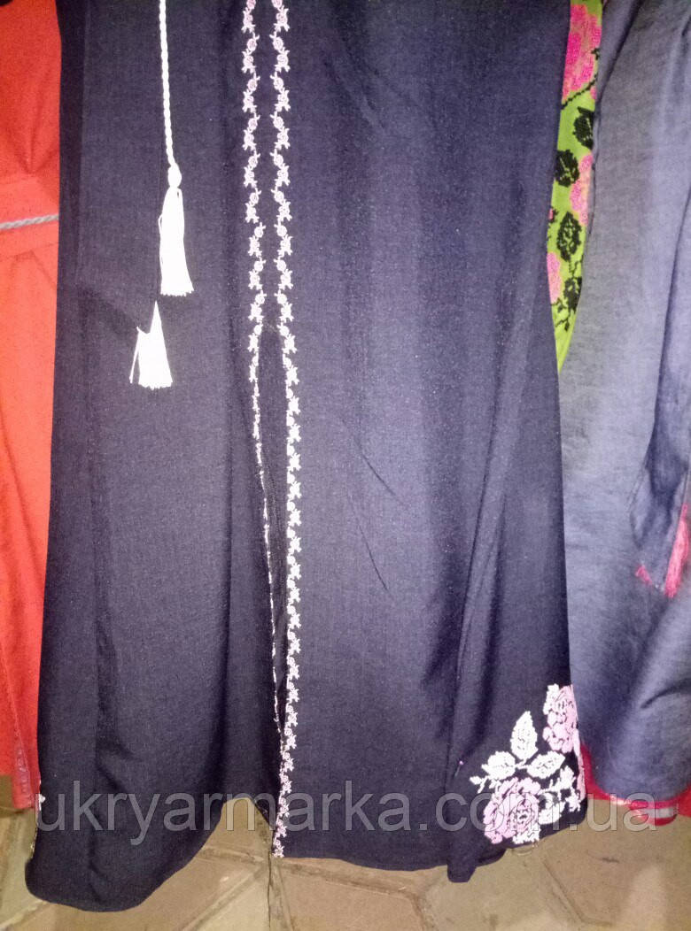 Сукня вишиванка в стилі бохо з Коломиї bb5dbd53e1f5e