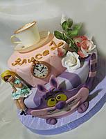 Торт детский   для мальчиков и девочек  с персонажами из мультфильмов на заказ Харьков