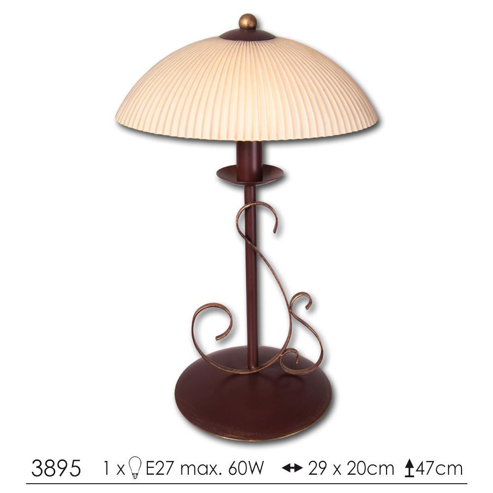 Настольная лампа IDELLA 3895B (Lis)