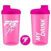 FIT MY Drink, 700 мл (розовый)