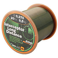 Леска Prologic Interceptor Long Distance 300m 15lbs 7.1kg 0.30mm зеленая ProLodgic