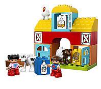 LEGO DUPLO Моя первая ферма My First Farm 10617