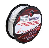 Шнур Nomura Sensum 135m (150yds) 0.12mm/10.50kg белый