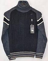 Шерстяной свитер под горло Reymo