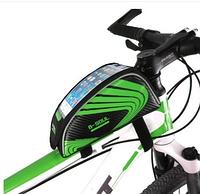 Велосумка на  раму B-Soul для тел. до  5,5 дюймов