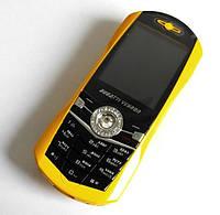 Детский мобильный телефон Bugatti Veyron C618 Желтый