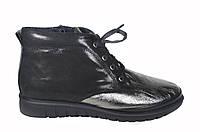 Кожаные ботинки женские Estomod большие размеры 40-42