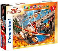 Пазл Clementoni Maxi Planes-2 24 элемента (24460)