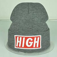 Шапка вязаная High