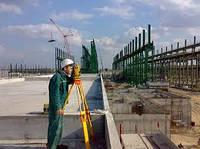 Исполнительная съемка законченных строительством объектов