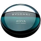 Bvlgari Aqva Pour Homme туалетна вода 100 ml. (Булгарі Аква Пур Хом), фото 2