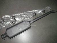 Глушитель МТЗ, ЮМЗ длинный черн. (L=1370 мм) (TEMPEST)