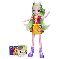 My Little Pony Equestria Girls Девочки Эквестрии Лемон Зест из серии школьный дух Lemon Zest Friendship Games Doll