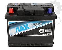 Аккумулятор 60Ah/510A ECOLINE