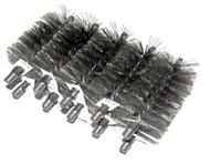 Щітка металева для очистки котла  LUX