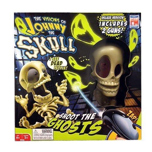 Интерактивная игра Johnny the Skull Fotoramа