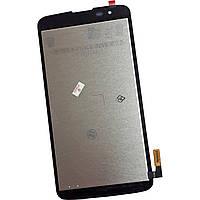 Матрица + тачскрин LG K7 (X210) черная