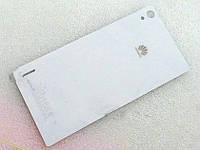 Задняя крышка для Huawei Ascend P7 (White) Original