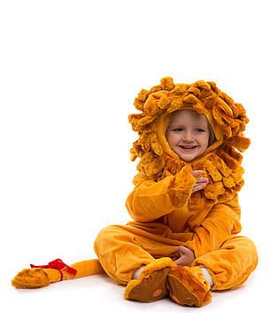 Костюм Львенка для малыша на 0,5 и 1,5 года, фото 2