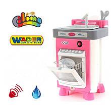 Игровой набор с посудомоечная машина с мойкой Carmen Wader 47946