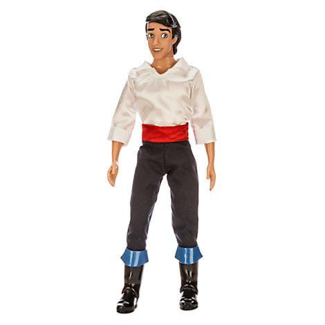 Disney Классическая кукла Принц Эрик - Русалочка (нюанс)