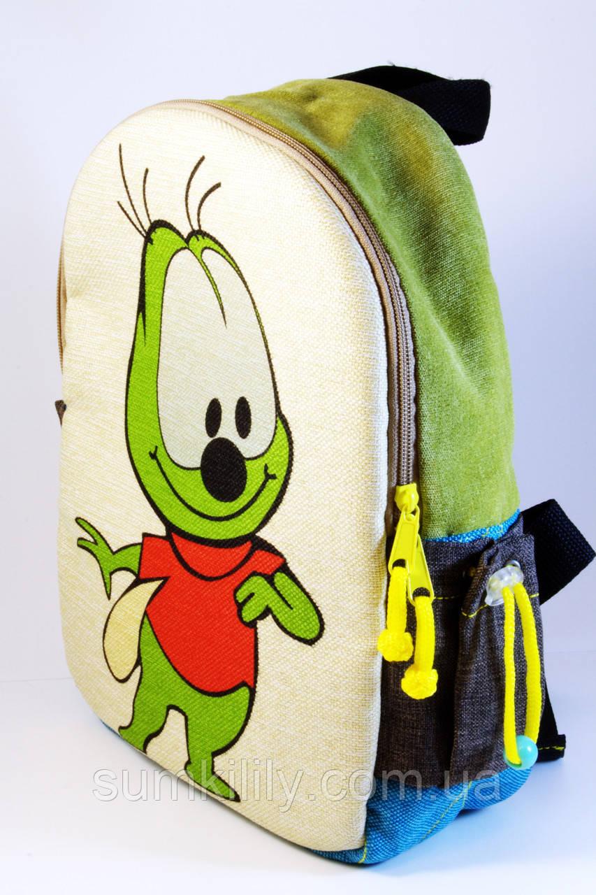 Детский рюкзак Спасатели Вжик